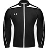 UA Crave Woven Warm-Up Jacket