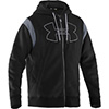 UA Sherpa Big Logo Full Zip Hoody