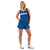 Hind Rave Women's Singlet