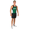 18087 - Hind Matrix Men&#39s Custom Lycra Singlet
