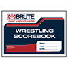 249 - Brute Wrestling Scorebook