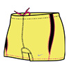 Nike Team Race Boy Short
