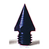 "B7435 - 3/8"" Steel Hex Replacement Spikes (100)"