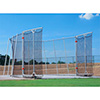 NCAA Hammer Discus Cage