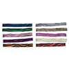 Zebra Glitter Headbands 3/4